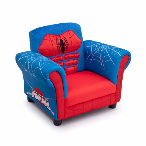Delta Children's Products Spider-Man Figural Chair (Delta Childrens Products Spider Man Figural Chair)