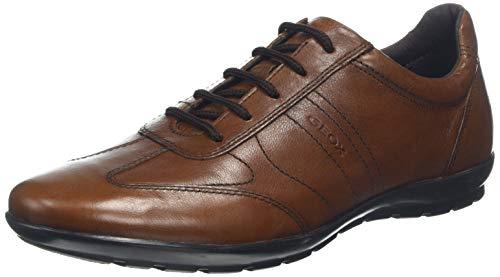 Symbol Braun C6003 Geox browncotto Uomo B Herren Oxfords Xw0q10Ev