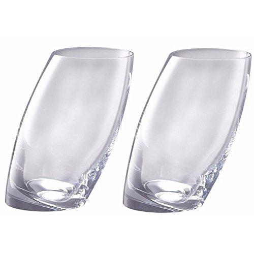 The Original TILT HIGHBALL GLASSES by Nambe -