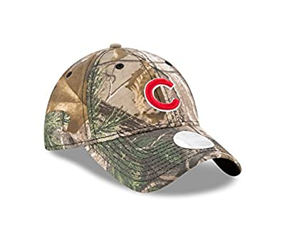Chicago Cubs New Era Realtree 9TWENTY Adjustable Hat/Cap