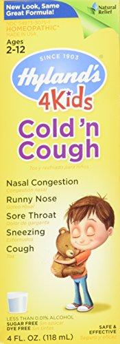 Hylands Cold Cough Supplement Kids