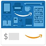 Amazon eGift Card - Book Icons