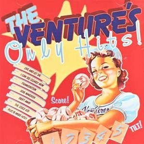 The Ventures - Ventures, The - Only Hits! - United Artists Records - Uas 29 554 Xd - Zortam Music