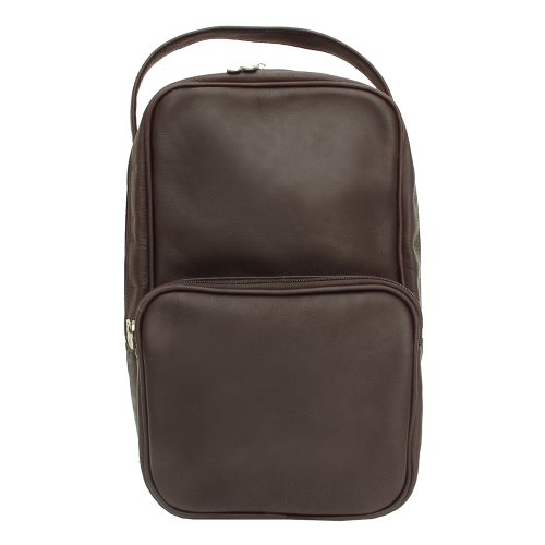 Piel Leather Carry-All Vertical Shoe Bag - by Piel Leather