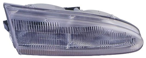 Depo 331-1143L-AS Ford Contour Driver Side Replacement Headlight Assembly