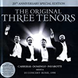 The Three Tenors: 20th Anniversary Edition