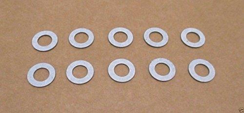 - 10 Pack Genuine Tecumseh 27110A Float Bowl Nut Gasket 27110 OEM