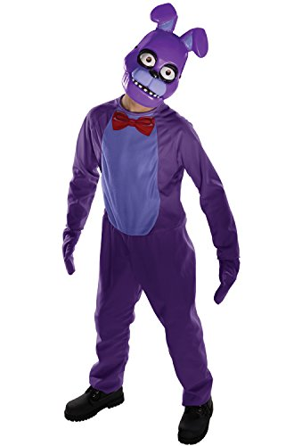 Boy Costumes Tween (Rubie's Costume Five Nights at Freddy's Tween Bonnie Costume)