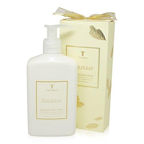Thymes Goldleaf Body Cream - 9.25 fl oz