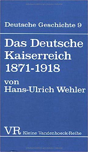 Deutsche Geschichte Taschenbuchausgabe Deutsche Geschichte Das
