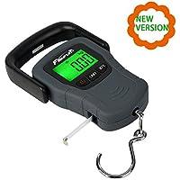 Portable Electronic Balance Digital Fishing Scale Hook...