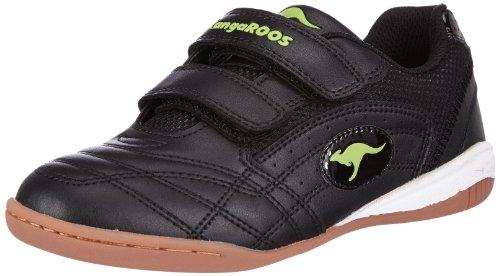 KangaROOS 10704 - Zapatillas de deporte infantiles Black/Lime 580