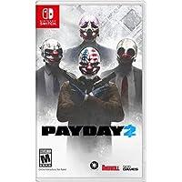 Payday 2 - Standard Edition - Nintendo Switch
