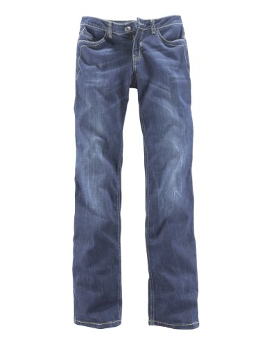 H.I.S Jeans Mara - Vaqueros para mujer Edison Blue