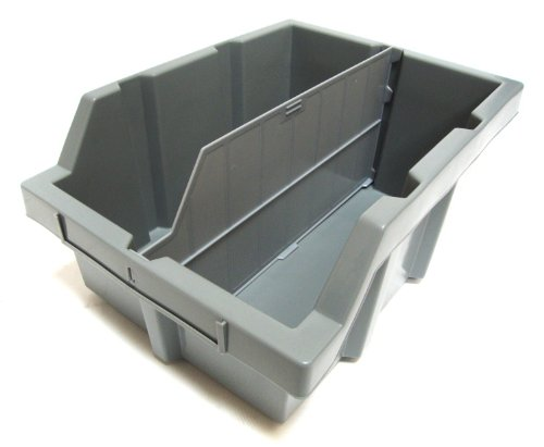 Seville Classics Dividers for Commercial Bin Rack System, (Storage Bin Dividers)