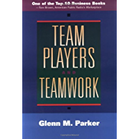 Team Players and Teamwork: The New Competitive Business Strategy (Jossey Bass Business & Management Series)