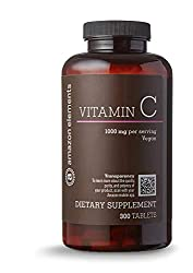 Image of the product Amazon Elements Vitamin C that is listed on the catalogue brand of Amazon Elements.