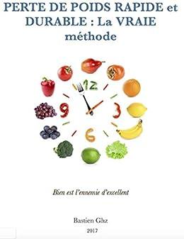 perte de poids simple et rapide pour homme et femme french edition ebook bastien