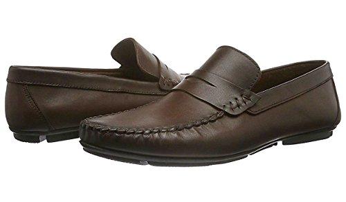 CAPRIUM - Mocasines Hombre marrón oscuro