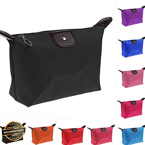 - Gatton Makeup Bag Travel Zipper Cosmetic Case Handbag Organizer Storage Pouch Purse New | Style TRVIHR-11292223