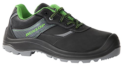 Dunlop Armag Low-calzature di protezione del lavoro, taglia: 39, colore: nero