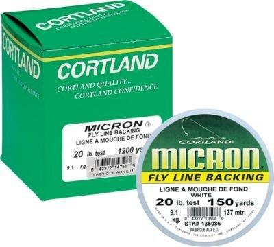 (Cortland Micron Fly Line Backing)
