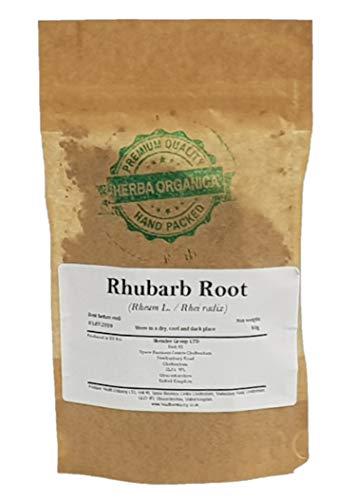 Rhubarb Root - Rheum L # Herba Organica # (50g) ()