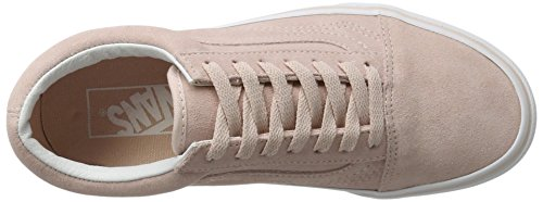 Platform Donna Old Sepia Rose Vans True Running Whitesuede Skool Rosa Scarpe qAwEp