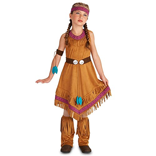 Nativ (Child Indian Girl Costume)