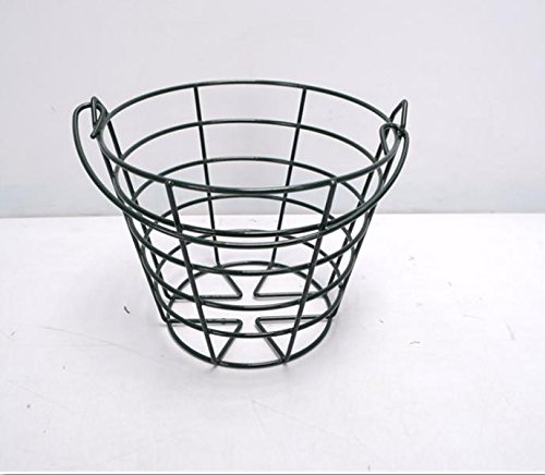 golf ball basket metal material ,ball container