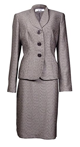 Taupe Suit Jacket - 9