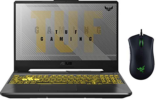"2020 ASUS TUF 15.6"" FHD Gaming Laptop PC 