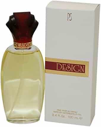 Design by Paul Sebastian for Women, Eau De Parfum Spray, 3.4-Ounce