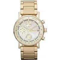 DKNY Chrono Quartz Stainless Steel Watch NY4332 from DKNY