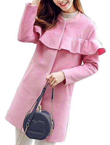 Ruffle Tweed Jacket - 6