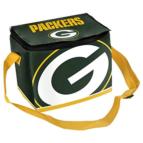 Green Bay Packers Big Logo Team Lunch Bag