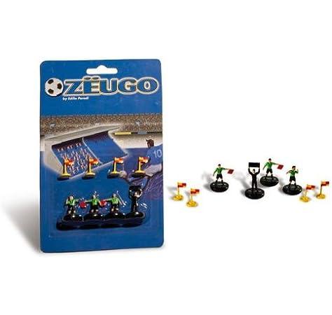 Zeugo 10254 - Juego de marcadores para árbitros, 4 Unidades, Multicolor: Amazon.es: Juguetes y juegos