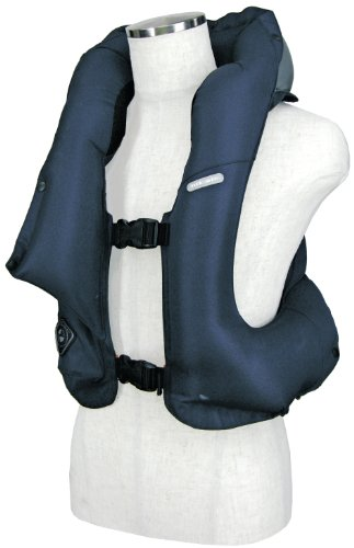 Hit-Air inflatable airbag vest Equestrian Model SV2 Navy