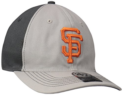 9d6dbd3fd3d MLB San Francisco Giants Umbra Closer Stretch Fit Hat
