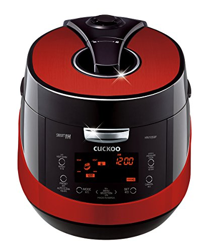 Cuckoo Electric Induction Heating Pressure Rice Cooker CRP-HN1059F - Induction Cooker Rice