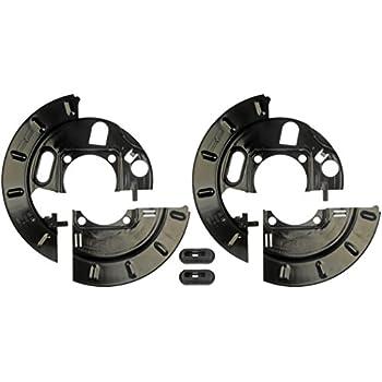 NEW Rear Brake Dust Shield Dorman 924-662