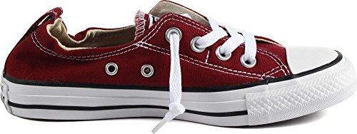 Converse - Zapatillas para hombre Back Alley Red Brick