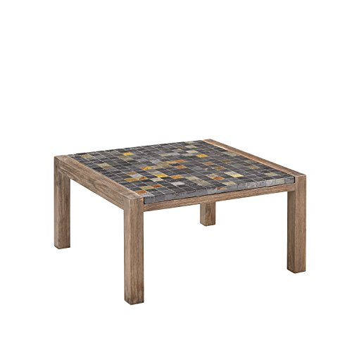 Morocco Slate Coffee Table by Home Styles (Mosaic Tables Nesting)
