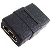 CALRAD 1 x HDMI (Type A) Female Digital Audio/Video - 1 x HDMI (Type A) Female Digital Audio/Video - Gold-plated Contacts / 35-713-A /