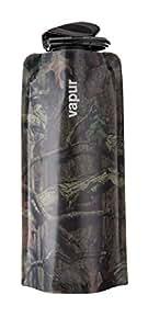 Vapur 10263 - Eclipse 0.7L Foldable Flexible Water Bottle w/ Carabiner (Mossy Oak)