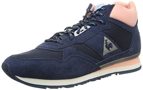 Le Coq Sportif Eclat Trail Ballistic, Damen Sneaker, Blau (Dress Blue) Blau - Bleu (Dress Blue)