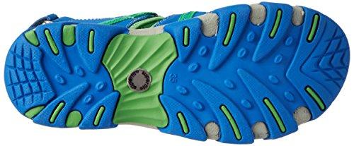Octopuss Bout Ouvert Bluet Sandales Kombi Superfit Blau Garçon Fd1xxUw