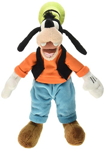 Disney Exclusive 10 Inch Mini Plush Figure Goofy