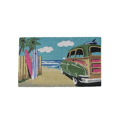 car mats beach - 4
