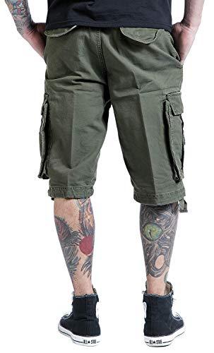 Shorts Black Vintage Shorts Brandit Vintage Olive Brandit 5qX4Iwn4